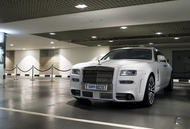 Rolls-Royce Mansory Ghost