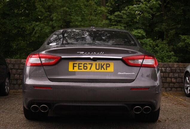 Maserati Quattroporte Diesel 2017