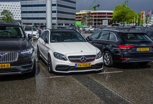 Mercedes-AMG C 63 Estate S205 Edition 1
