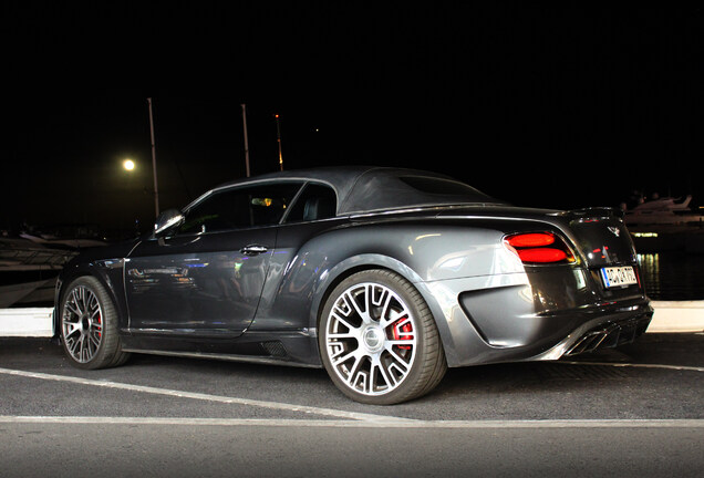 Bentley Mansory Continental GTC 2012 Edition 50