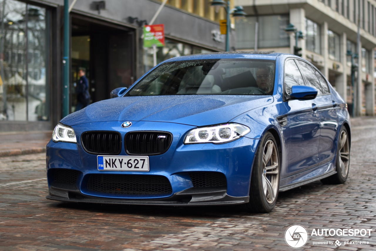 Bmw M5 F10 2014 30 April 2019 Autogespot