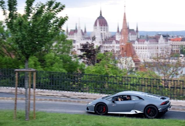 Lamborghini Huracán LP610-4 Avio