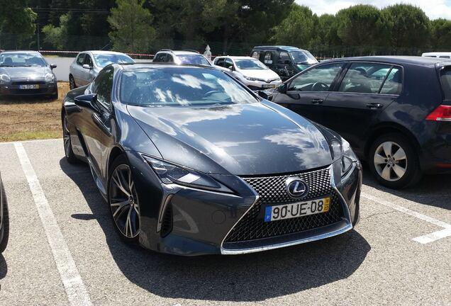 Lexus LC 500h