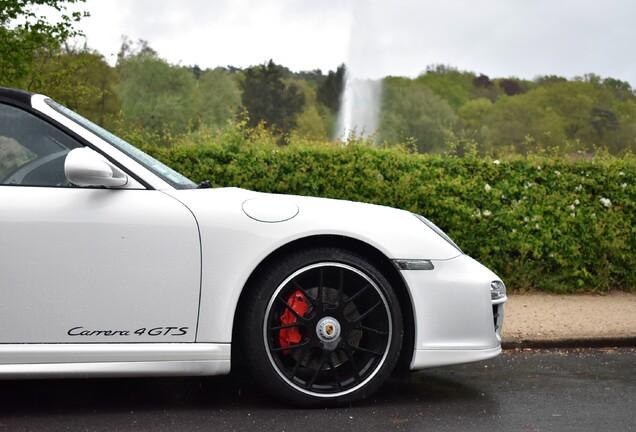 Porsche 997 Carrera 4 GTS Cabriolet