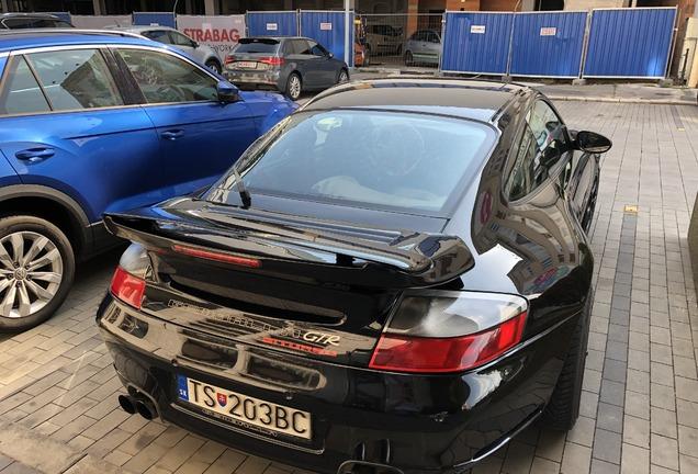 Gemballa GTR 600 Biturbo