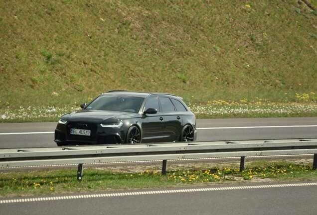 Audi MTM RS6-R Avant C7 2015