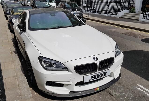 BMW M6 F13 Vorsteiner