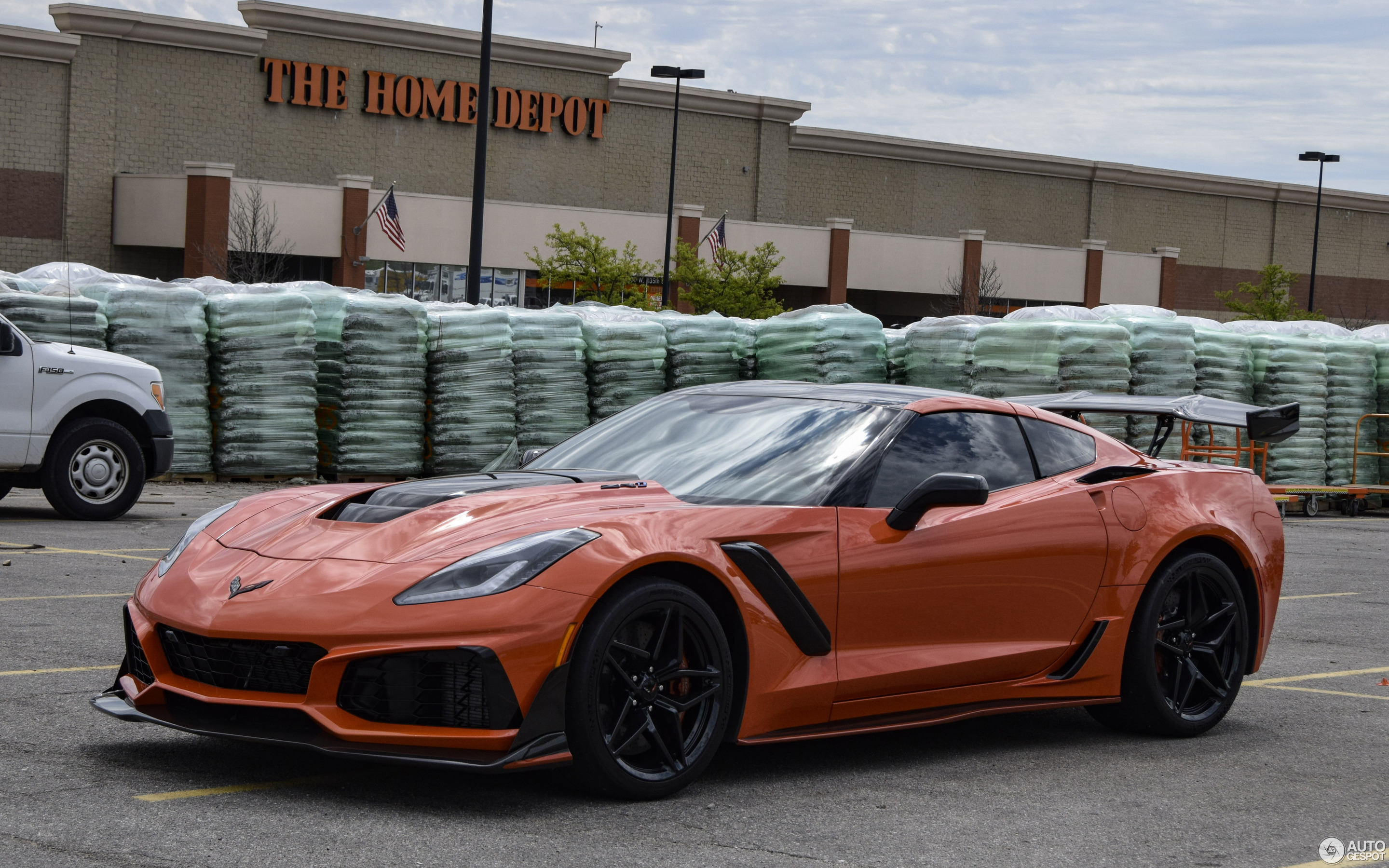 Chevrolet Corvette C7 ZR1