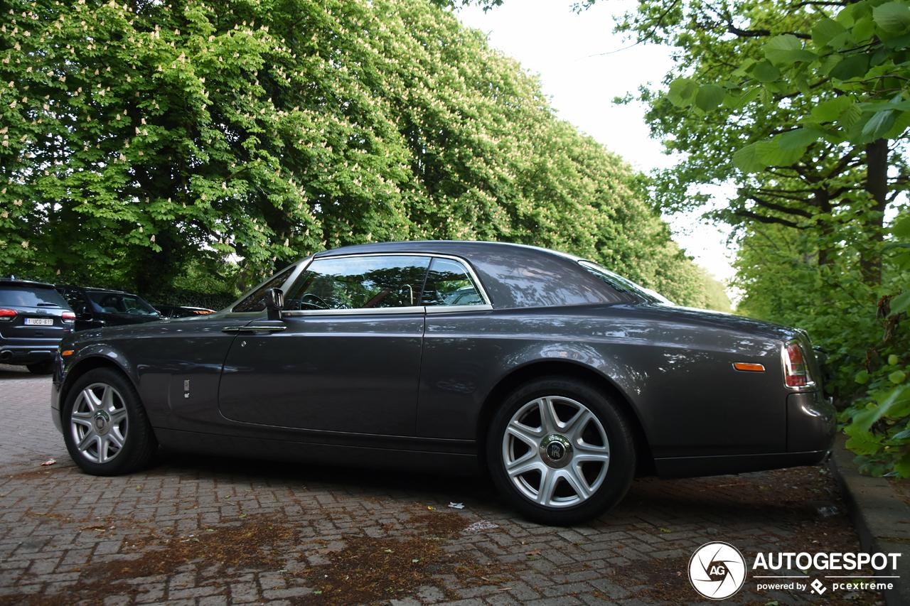 Rolls-Royce Phantom Coupé - 4 May 2019 - Autogespot