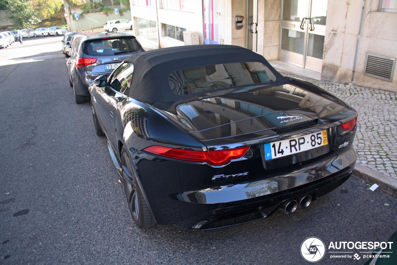 Jaguar F-TYPE S AWD Convertible British Design Edition - 5