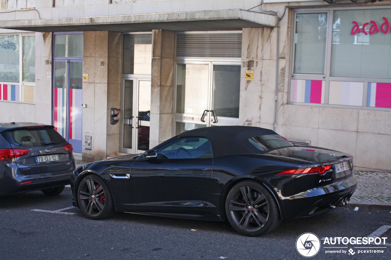 Jaguar F-TYPE S AWD Convertible British Design Edition - 5 May 2019 - Autogespot