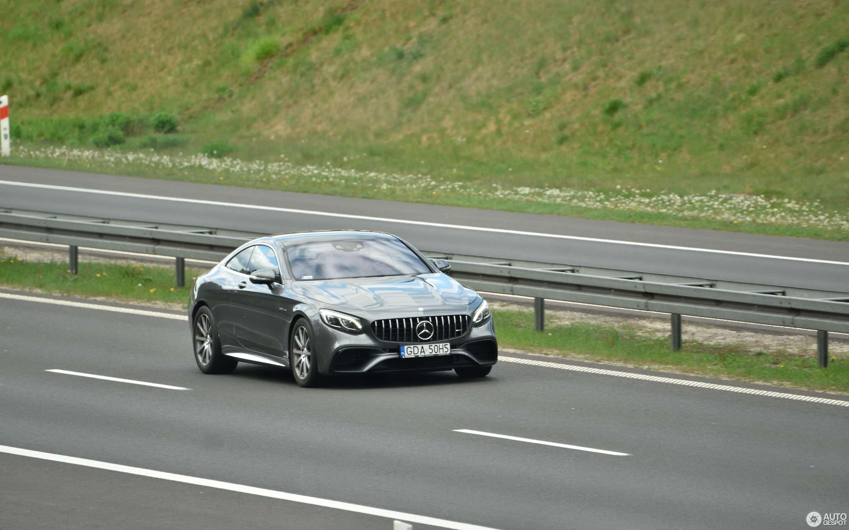 Mercedes-AMG S 63 Coupé C217