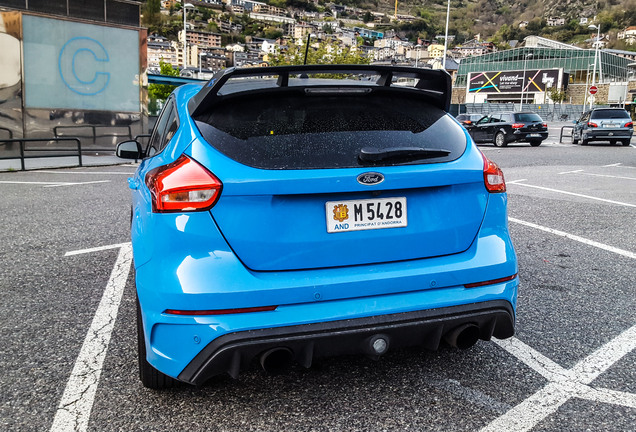 Ford Focus RS Performance Limited Edition 2018