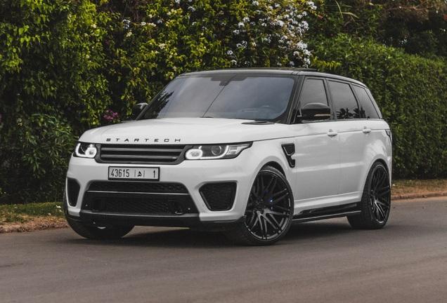 Land Rover STARTECH Range Rover Sport SVR