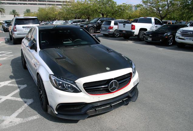 Mercedes-AMG C 63 S W205 Subzero Motorsports