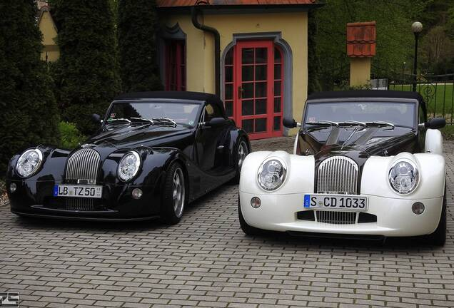 Morgan Aero 8 Series 4