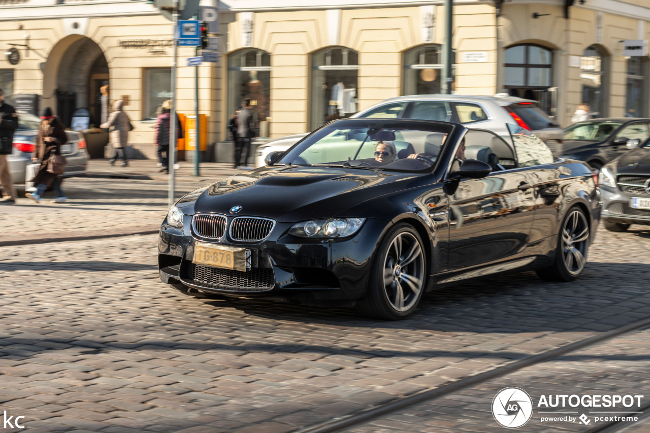 Bmw M3 E93 Cabriolet 6 May 2019 Autogespot