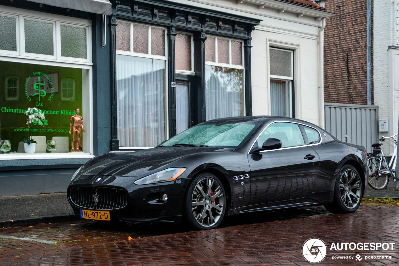 Maserati GranTurismo S - 6 mei 2019 - Autogespot