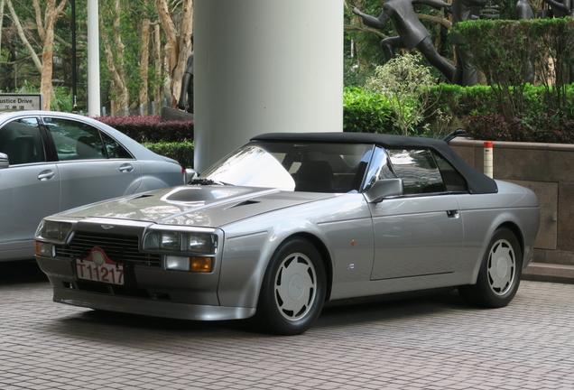 Aston Martin V8 Vantage Volante Zagato
