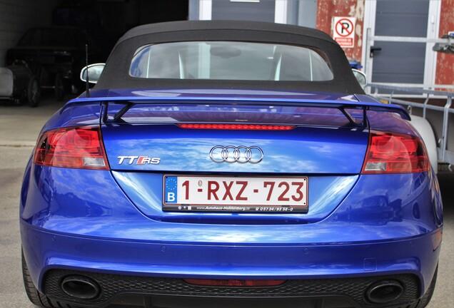 Audi TT-RS Roadster