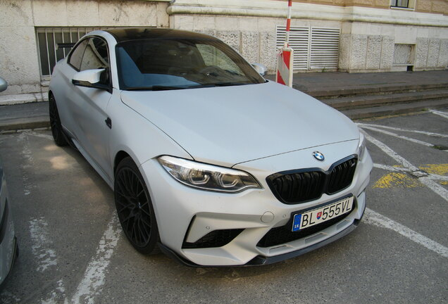 BMW M2 Coupé F87 2018 Competition Profituning