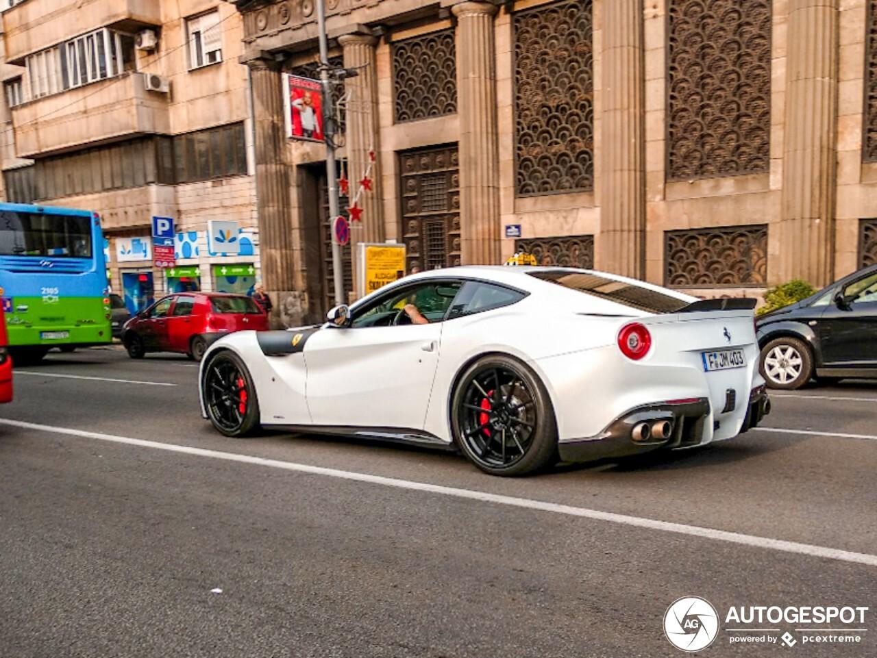 Ferrari F12berlinetta RevoZport