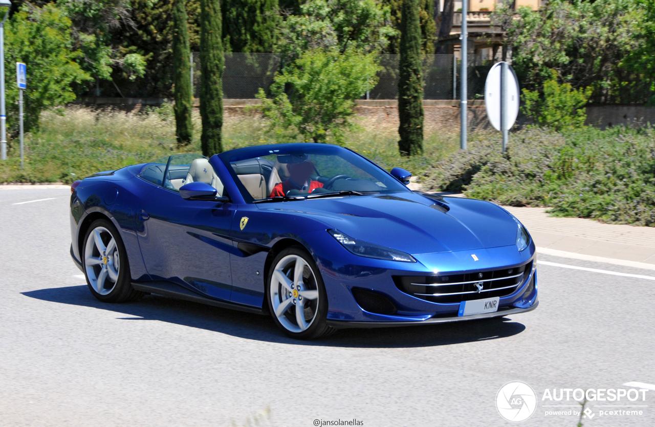 Ferrari Portofino 8 Mai 2019 Autogespot