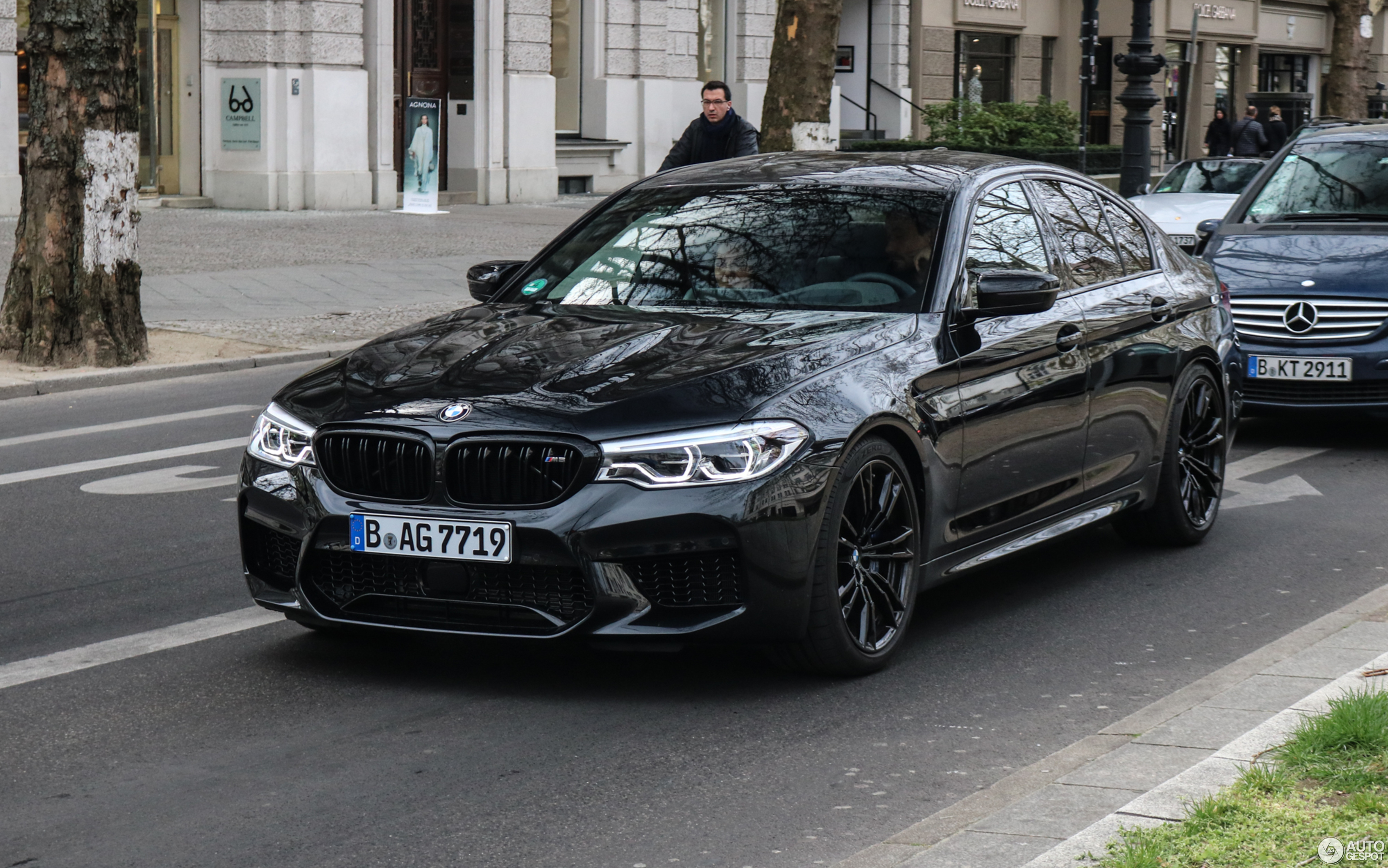 Bmw M5 F90 Competition 8 May 2019 Autogespot