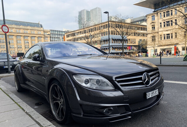 Mercedes-Benz FAB Design CL 65 AMG C216