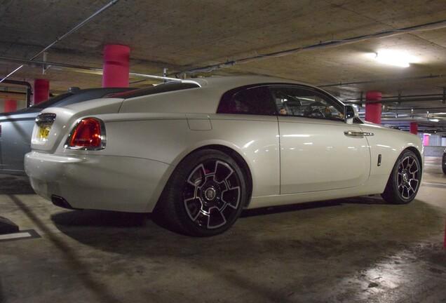 Rolls-Royce Wraith Series II