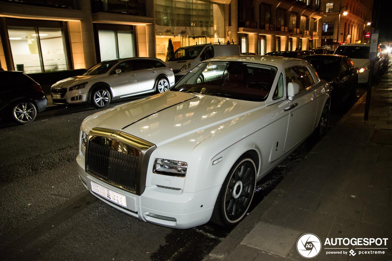 Rolls-Royce Phantom Coupé Series II - 11 May 2019 - Autogespot
