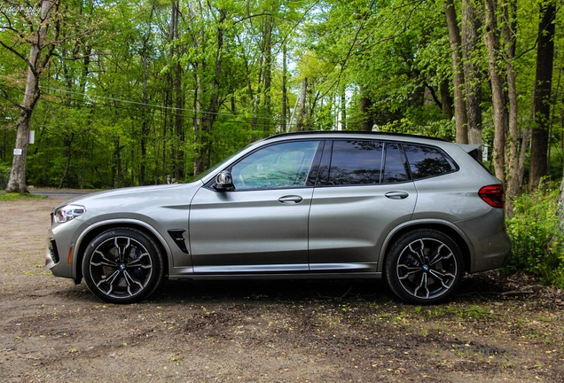 BMW X3 M G01 Competition