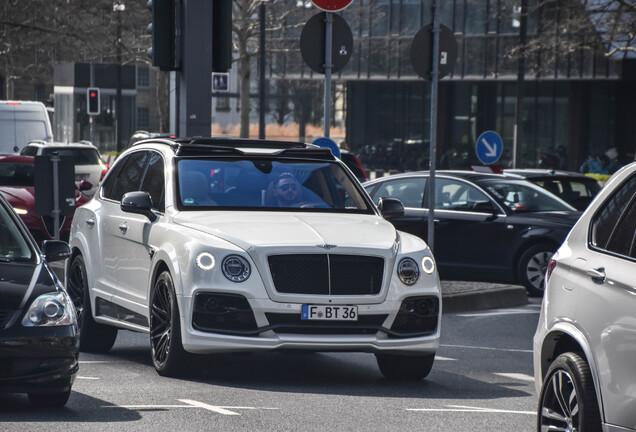 Bentley Startech Bentayga