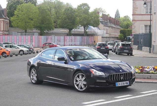 Maserati Quattroporte GTS GranLusso