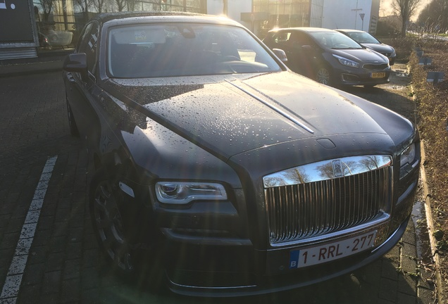Rolls-Royce Ghost Series II RR4