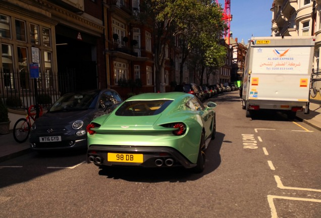 Aston Martin Vanquish Zagato