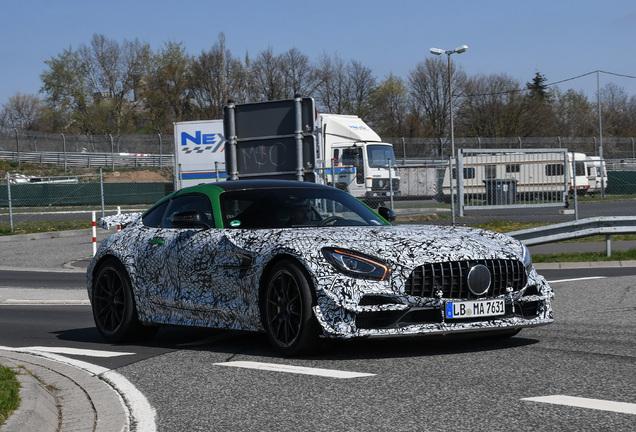 Mercedes-AMG GT R Black Series C190