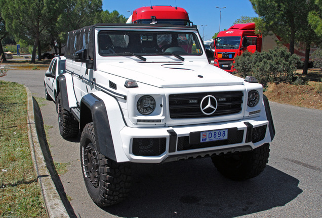Mercedes-Benz G 500 4X4² Marbella Mode