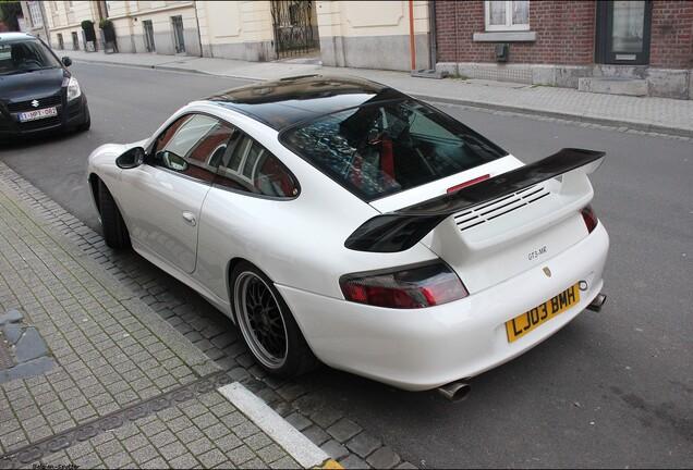 Porsche Manthey 996 GT3 M440