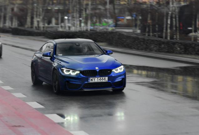 BMW M4 F82 CS 2017