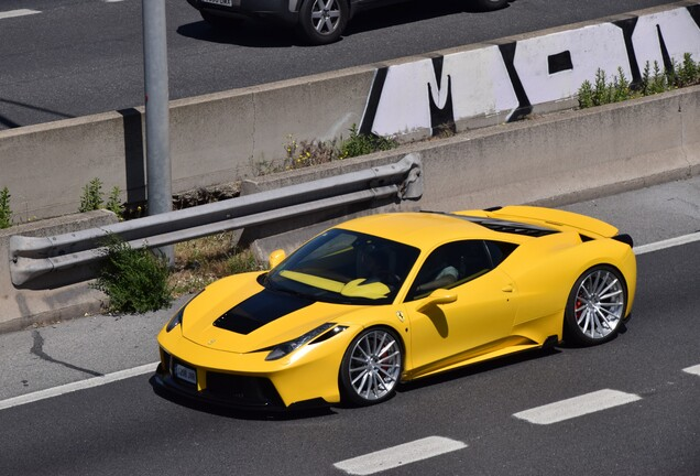 Ferrari 458 Prior Design