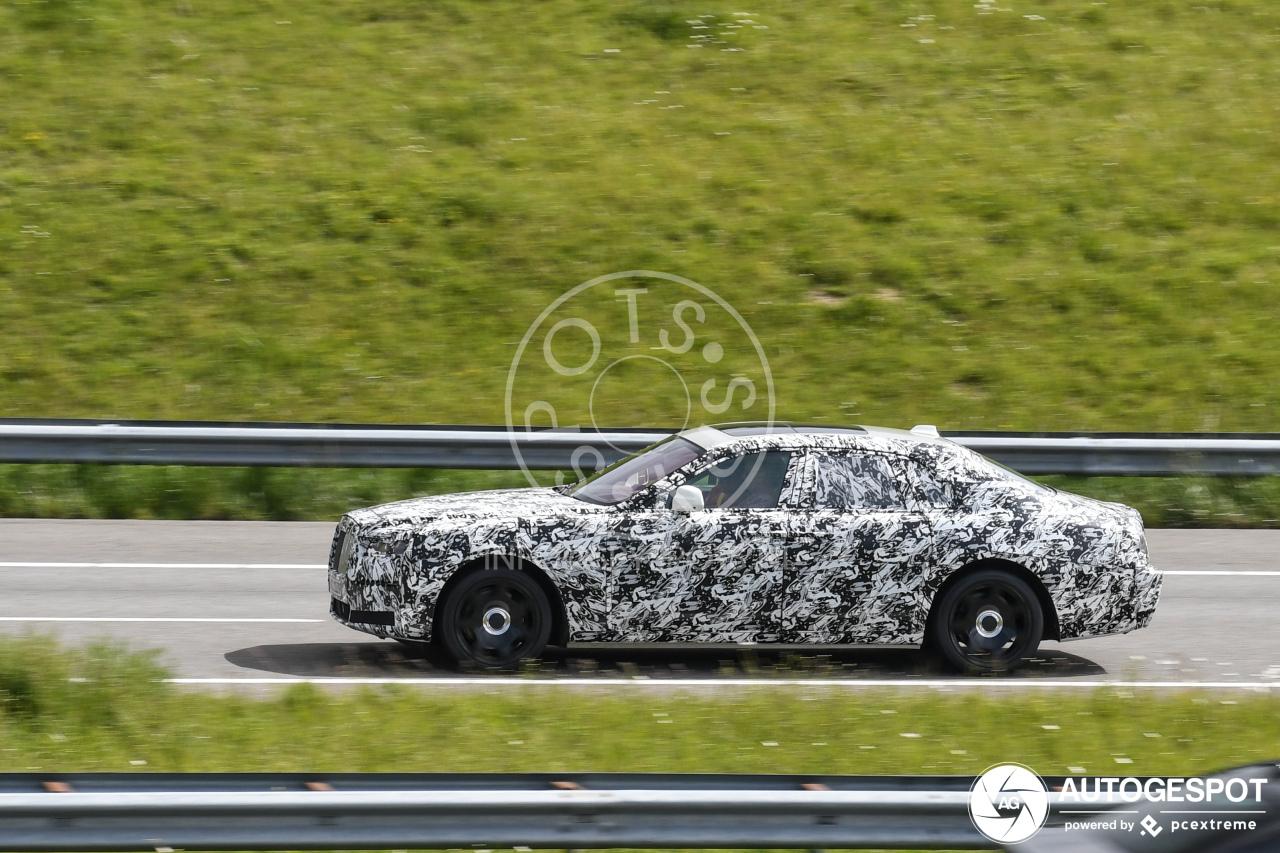 2020 Rolls-Royce Ghost II 27