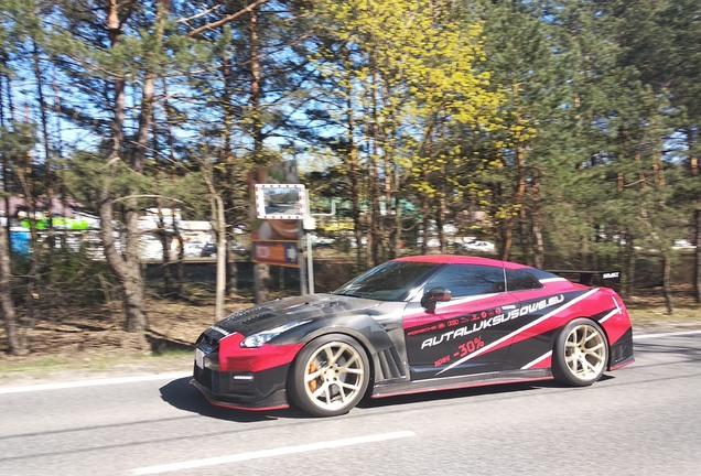 Nissan GT-R 2014 Nismo ETS PRO