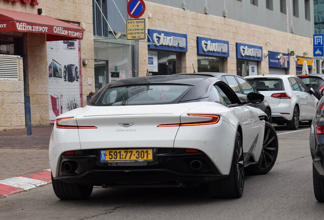 Aston Martin DB11 Launch Edition
