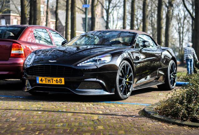Aston MartinVanquish Volante