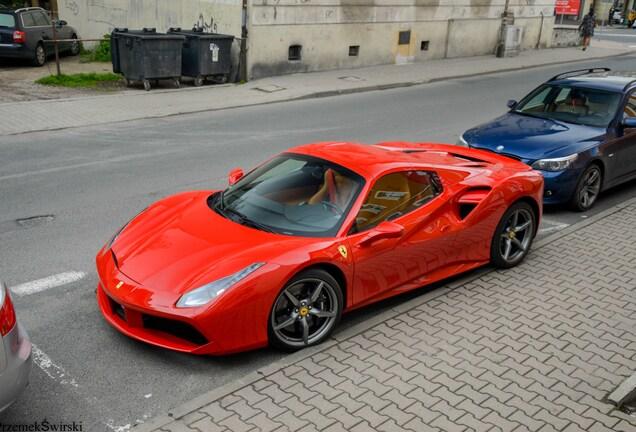 Ferrari488 Spider