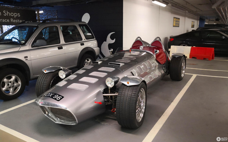 Bentley MkVI Gibbs Special