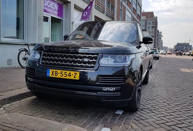 Land Rover Range Rover SVAutobiography LWB