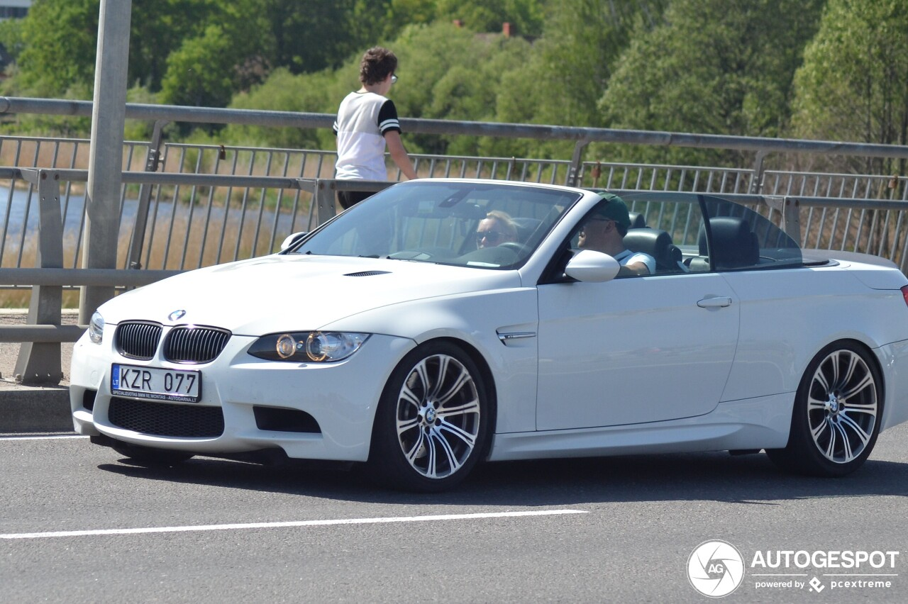 Bmw M3 E93 Cabriolet 19 May 2019 Autogespot