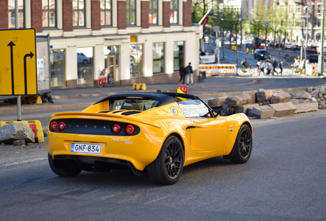 Lotus Elise 20th Anniversary Special Edition